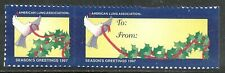 U.S. Christmas Seals - 1997 issue - mnh - #3