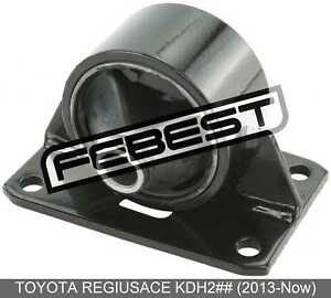 Rear Engine Mount For Toyota Regiusace Kdh2## (2013-Now)