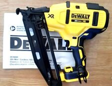 Dewalt DCN660B 20V MAX Cordless Lithium-Ion 16 Gauge Angled Finish Nailer RETAIL