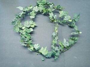 5 Foot Ivy Garland. Silk Flowers Topiary