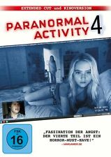 Paranormal Activity 4  (DVD Video)