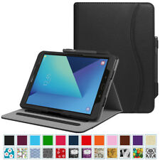For Samsung Galaxy Tab S3 9.7 Case Multi-Angle Stand Cover with S Pen Holder