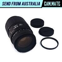Sigma 70-300mm F/4-5.6 DL Macro Lens AF for Minolta Sony *Excellent S4013