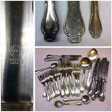 Posate Berger 100-50 argento placcato 100 pz. Edizione 33-teilig in rococò