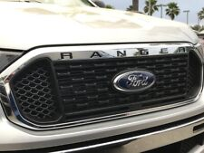 2019-Up Ford Ranger Front Grill Acrylic Letter Kit - 13 Colors!