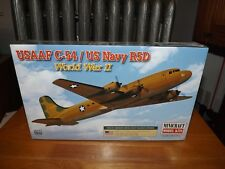 MINICRAFT MODEL KIT, USAAF C-54 / US NAVY R5D, WWII, 1/144 SCALE, NEW IN BOX