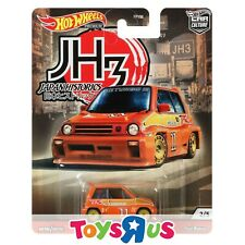 Hot Wheels 1:64 Japan Historics - Honda City Turbo II