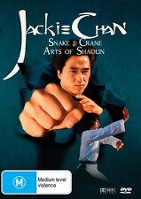 Snake & Crane Arts of Shaolin (1978)  aka She he ba bu * Jackie Chan *