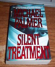 Silent Treatment by Michael Palmer (1996, Paperback, Reprint)