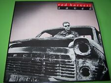 Red Harvest - Saved - 1990 UK Public Domain LP
