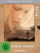 DIE WEISSE MASSAI PE  2 DVD NEU  NINA HOSS/JACKY IDO/KATJA FLINT/+