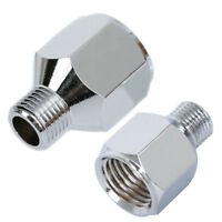 Airbrush Hose Adaptor Connector Fitting 1/4'' BSP Female To 1/8'' BSP Male El