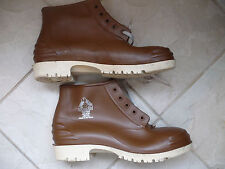 """Bata Polymax 6"""" Boots Sz 13 / Euro 47  Rubber  Work Shoes Steel Toe"""