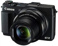 Canon PSG1X MARKII Digital Camera Power Shot G1 X Mark II NEW