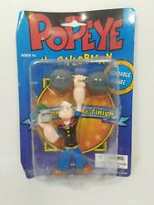 POPEYE The SailorMan Strong To The Finish Bendable Action Figure - Rare Toy
