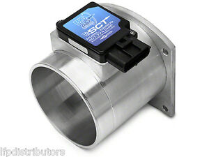 SCT BIG AIR BA2600 for FORD 90mm MASS AIR FLOW METER BA-2600 MAF NEW GENUINE