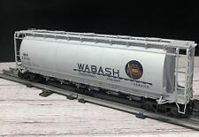 Atlas 6336-1 Wabash #33014 6 Bay Cylindrical Hopper O Gauge