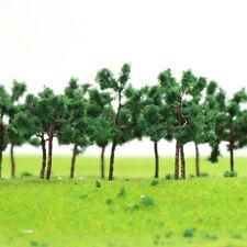 D3517 Neu 100 x Bäume Laubbäume Spur N/Z 32mm