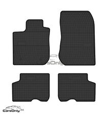 heute Velours Fußmatten Autoteppiche für Dacia Logan II MCV ab Bj.02//2013