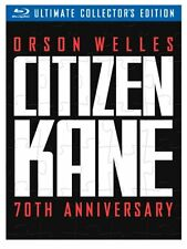 NEW - Citizen Kane (70th Anniversary Ultimate Collector's Edition) [Blu-ray]
