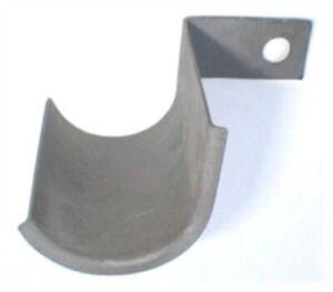 69-74 Spark Plug Wire Heat Shield B E Body 383 440 #7 Cuda Challenger Charger 70