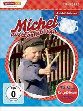 Lindgren NOSTRO MICHEL AUS LOENNEBERGA Serie TV completare 13 Episodi 3 Box DVD