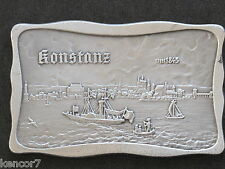 Konstanz 1845 Antique Silver Art Bar B. H. Mayer Das alte Deutschland D8360