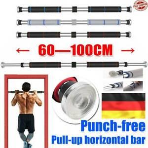 Gym Chin Up Pull Up Trainingsstange Tür Horizontale Stangen Übung Heimtraining D
