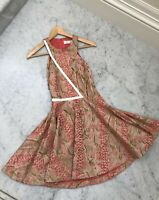 Zimmermann Mini Dress Python Size0
