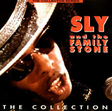 Sly & The Family Stone - The Collection (CD-Album Castle Communications) 1991