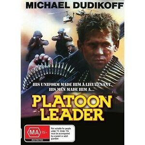 Platoon Leader Michael Dudikoff (All Region Pal Dvd)