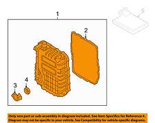 HYUNDAI OEM 15-18 Sonata Transaxle Parts-Side Cover 452803B851