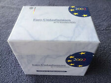 12 x EURO Uncirculated Coin Sets / All 12 Original EU Issuing Members