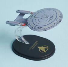 Loot Crate Star Trek Next Generation Enterprise 1701-D QMX Mini Masters Figure