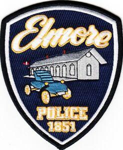 OHIO  - ELMORE  POLICE DEPARTMENT   Patch