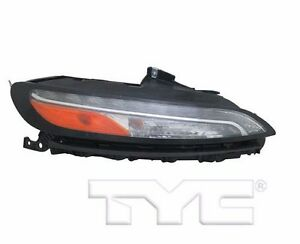 TYC NSF Right Side Daytime Running Light for Jeep Cherokee 2014-2016 Models