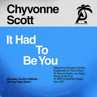 Chyvonne Scott - It Had to Be You [New CD] Manufactured On Demand, Remix