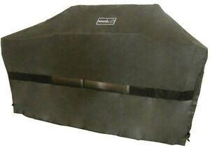 75 in. Charcoal Grill Cover Weather Resistant w/ Polyester and PVC Blend Cover