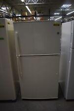 """Ge Gte21Gthfcc 33"""" Bisque Top-Freezer Refrigerator #44086 Cln"""