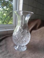 Galway Crystal Vase