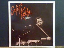 SALIF KEITA  Soro  LP    Afro  RARE !!
