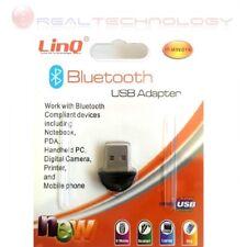 ADATTATORE MINI BLUETOOTH NERO 2.0 PEN USB DONGLE 100 M IT-MINI01A