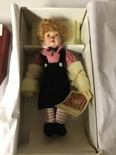 NIP Dynasty Doll Collection Mikey With Box And Tag
