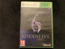 Resident Evil 6 - Jeu Xbox 360 Complet