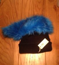 Fur Ski Beanie Hats for Men