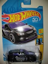 Hot Wheels 2018 '12 Ford Fiesta Pawn (Black) CHECKMATE 7/9 NEW