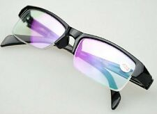 Anti-Reflection Near Sighted Short Distance Glasses Myopia Diopter Semi Rimmed