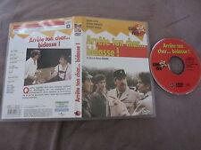 Arrête ton char bidasse! de Michel Gérard avec Darry Cowl, DVD, Comédie