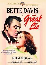 THE GREAT LIE Bette Davis Region Free DVD - Sealed