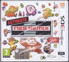 Nintendo 2DS~3DS **ULTIMATE NES REMIX** nuovo sigillato italiano